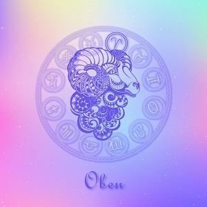 знак зодиака овен