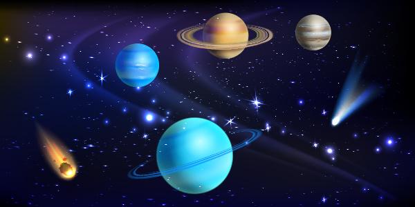 астрология планеты